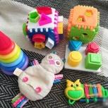 Развивающие игрушки пакетом 1, Екатеринбург
