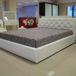 Кровать Флоренция норма со стразами 160х200 (ДР), Екатеринбург