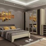 Спальня Камелия-8, модульная (ЛР), Екатеринбург