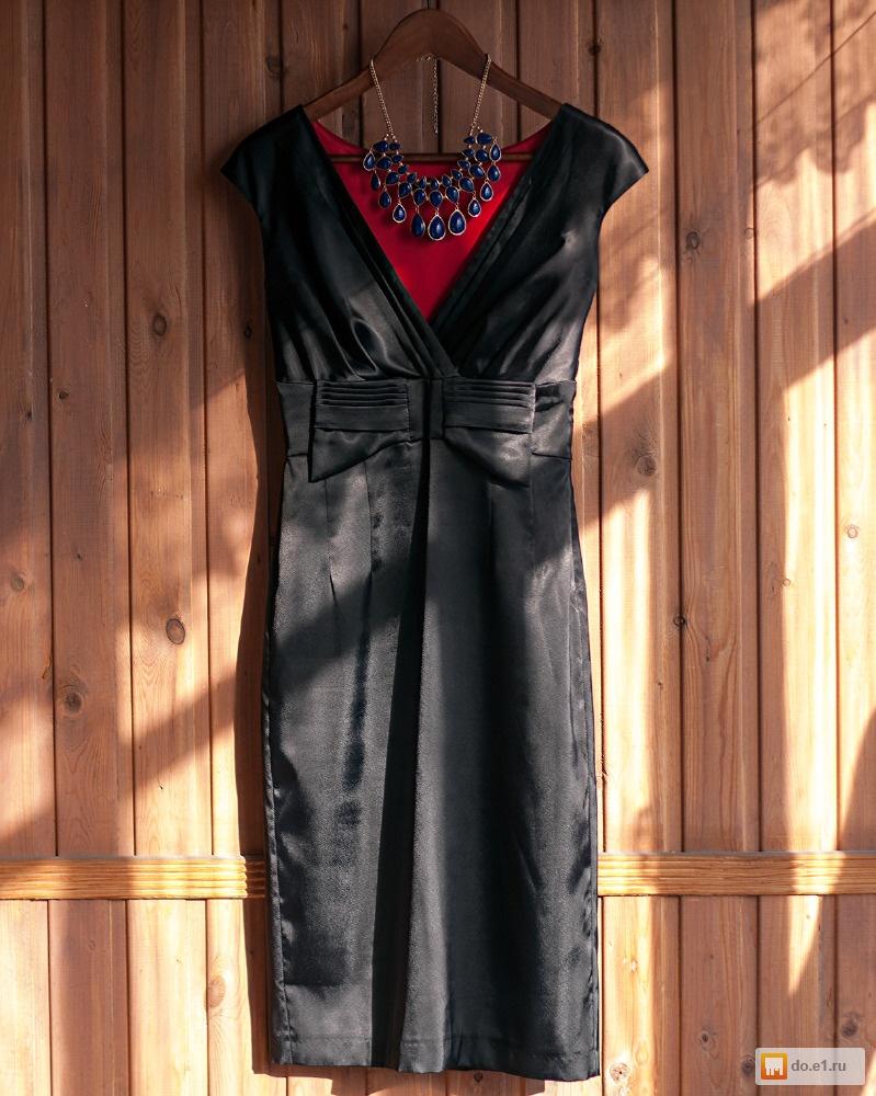 e2184ef7d2e Продаю очаровательное черное платье OGGI б у фото
