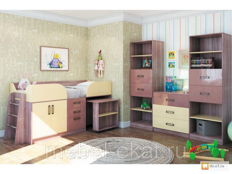 модульная детская мебель престиж 33 пр фото цена 3232100