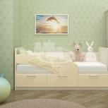 Детская кровать Дельфин 1,6 м, Екатеринбург