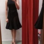 Тренировочное платье для бальных танцев dancefox (латина), Екатеринбург