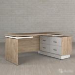 Офисный стол для руководителя серии «Eclectic eco», Екатеринбург