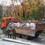 Вывоз мусора строительного, снега, Екатеринбург