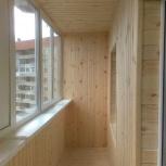 Обшив балконов и лоджий, Екатеринбург