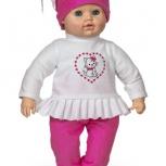 Кукла Весна Саша 2, со звуком, 42 см, Екатеринбург