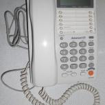 Телефон проводной Panasonic модель N KX-TS2365RUW, Екатеринбург