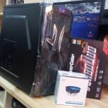 Black game machine / core i3/8гб/750гб/r9 270x 2gb, Екатеринбург