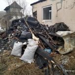 вывезти стротельный мусор, Екатеринбург