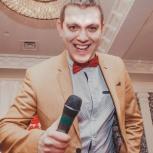 Ведущий Александр на новогодний корпоратив, свадьбу, юбилей, Екатеринбург