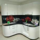 Изготавливаем кухонные гарнитуры на заказ любой сложности, Екатеринбург