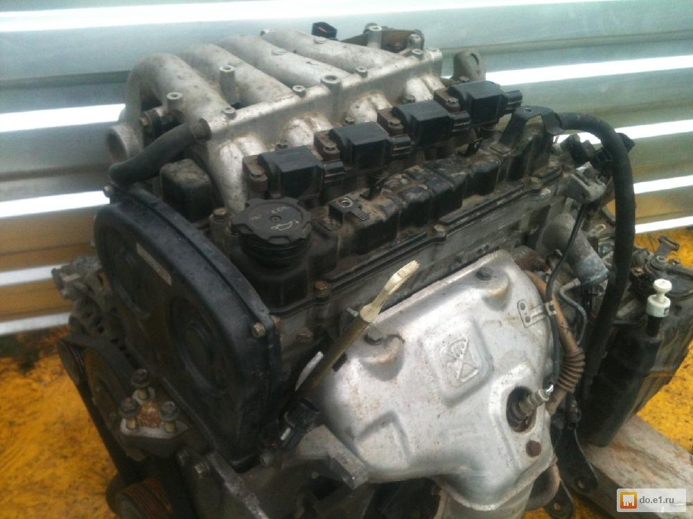 контрактный двигатель 4g15 -ag6904 mitsubishi libero