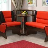 Кухонный диван с угловым столиком В4 (Версаль), Екатеринбург