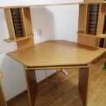 Стол угловой для школьника, в офис 2 штуки, Екатеринбург