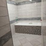 Плиточные работы,ванна ,туалет,кухня,под ключ, Екатеринбург