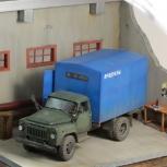 Сборка масштабных моделей на заказ, Екатеринбург