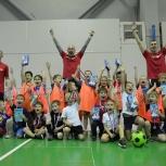 Сеть детских футбольных академий набирает детей от 3 лет. Район УрФУ!, Екатеринбург