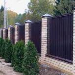 Строительство заборов, ворот, лестниц, Екатеринбург