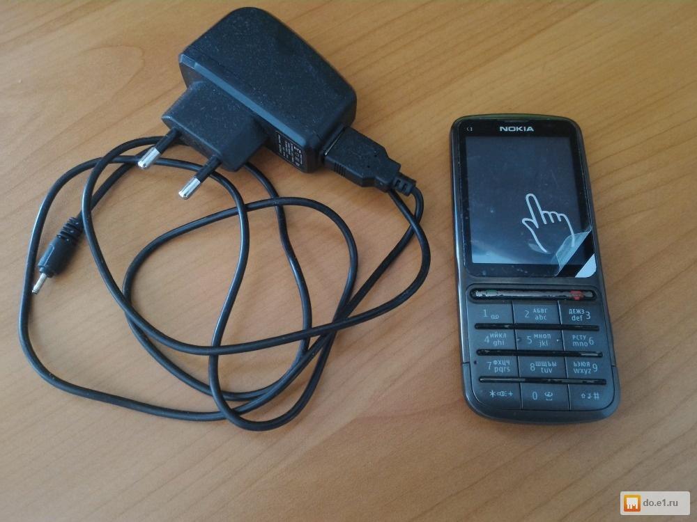 97f038de306ee Продам телефон Nokia c3-01 б/у Цена - 1000.00 руб., Екатеринбург ...