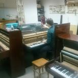 Настройка фортепиано, Екатеринбург