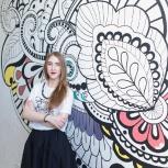 Роспись стен, дизайн интерьера, фирменный стиль, картины маслом и др, Екатеринбург