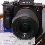 Фотоаппарат Sony a7r m3 с объект. 28-70 oss ++++, Екатеринбург