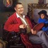 Создаем мужские исторические портреты c идеальной прорисовкой., Екатеринбург
