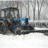 Аренда трактора мтз с щеткой для чистки улиц, Екатеринбург