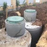 канализация в частном доме, монтаж за 1 день, Екатеринбург