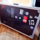 Кофр для музыкального оборудования (аэрокейс), Екатеринбург