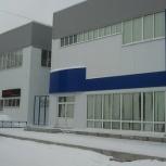 Быстровозводимые здания под ключ, Екатеринбург