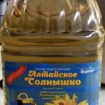 Масло подсолнечное рафинированное высший сорт. Производитель, Екатеринбург