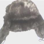 шапка кроличья, для мальчика, р.54-56, Екатеринбург