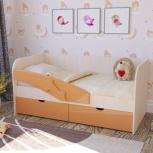 Детская кровать Дельфин оранж (Миф), Екатеринбург