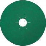 Фибровый диск CS570 Klingspor 125 Р36 по нержавейке, Екатеринбург