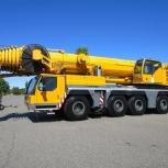 Аренда автокрана 100 тонн, 160 тонн, 200 тонн, 220 тонн, 250 тонн, Екатеринбург