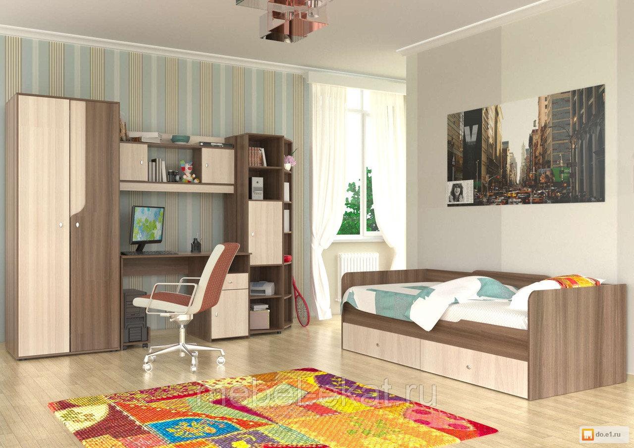 модульная детская мебель омега диана фото цена 2891000 руб