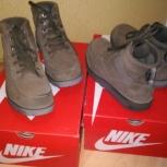 Демисезонные ботинки nike kingman leather,  есть 2 пары, Екатеринбург