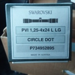 Оптический прицел  Swarovski Habicht pvi 1,25-4x24 l lg, Екатеринбург