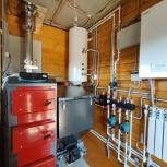 Отопление водоснабжение канализация под ключ, Екатеринбург
