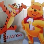Ростовые фигуры из картона. Картонные фигуры, Екатеринбург