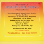 The Best Of Bobby Orlando Productions 1986 ZYX /LP, Екатеринбург