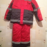 Продам зимний утепленный костюм (полукомбинзон + курточка), Екатеринбург