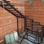 Металлокаркас для лестницы, Екатеринбург