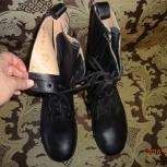Мужские новые кожаные сапоги, Екатеринбург