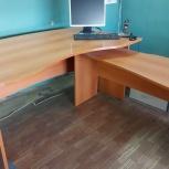 Продам комплект офисной мебели руководителя., Екатеринбург