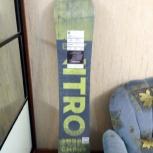 Сноуборд Nitro Prime Toxic 162cm (2018/19), Екатеринбург