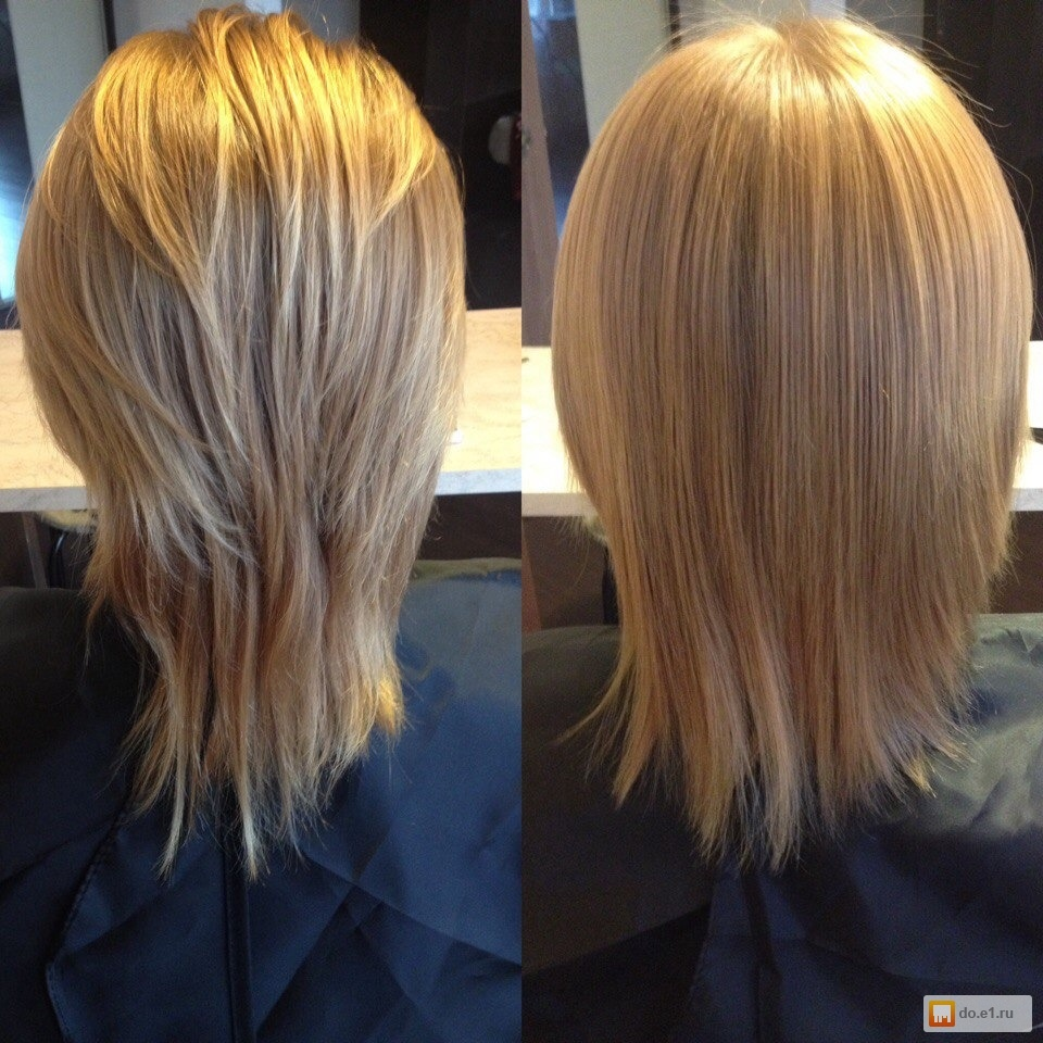 Ботокс для волос екатеринбург
