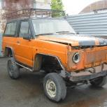 Продам кузов от Ниссана Патроль Y-61 трех дверный, с рамой, Екатеринбург